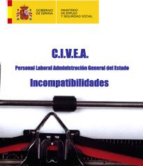 incompatibilidades personal laboral AGE