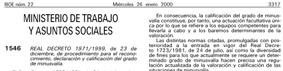 BOE 022 de 26/01/2000 Sec 1 Pag 3317 a 3410
