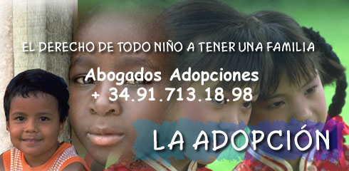 Abogados adopcion internacional