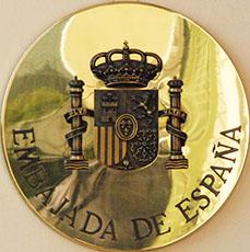 embajada de españa
