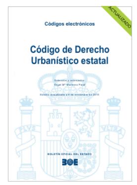 codigo derecho urbanistico