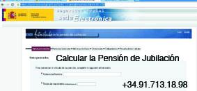 Calculo de pension de jubilacion