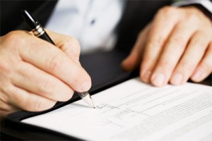 firma contrato compraventa vivienda