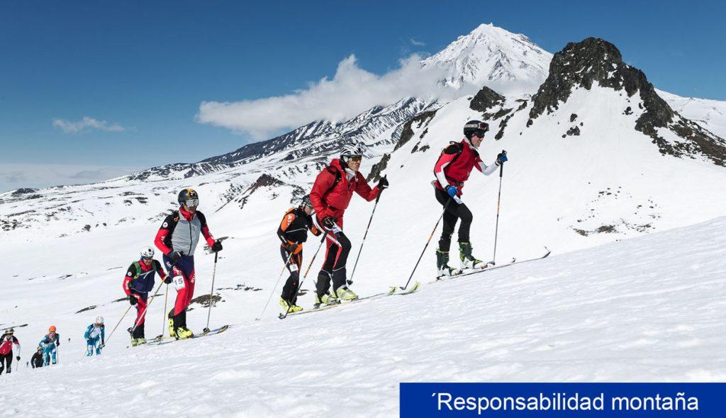 Responsabilidad en accidentes de montaña