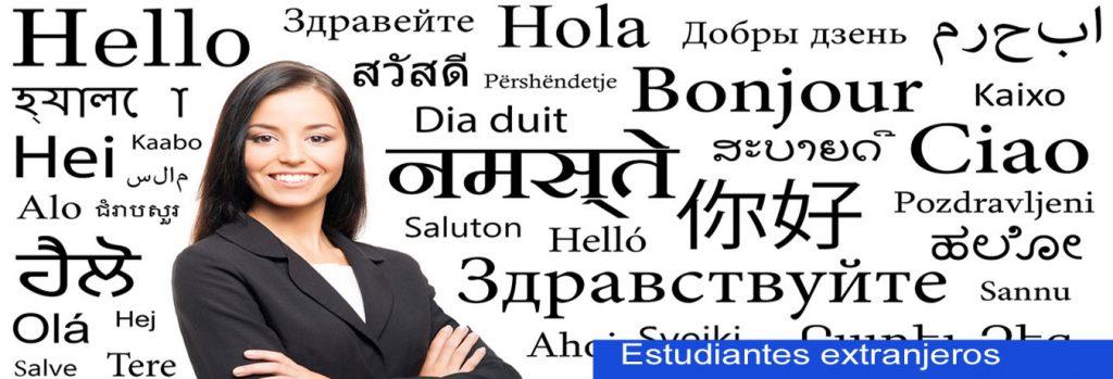 Estancia de estudiante extranjero en España