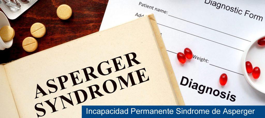 Incapacidad permanente por sindrome de asperger