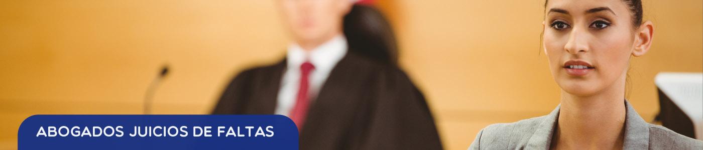 abogados juicios de faltas