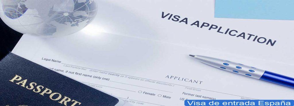 entrada extranjeros espana
