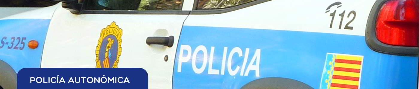 policia autonómica