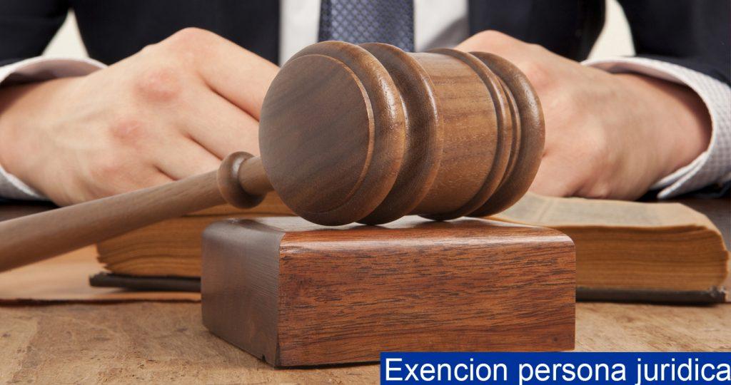 exención responsabilidad penal