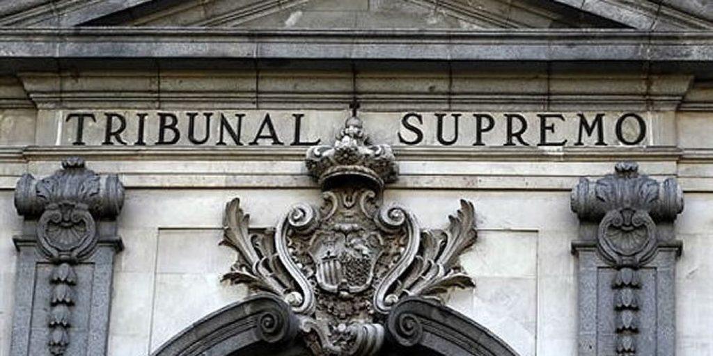 Jurisprudencia Tribunal Supremo