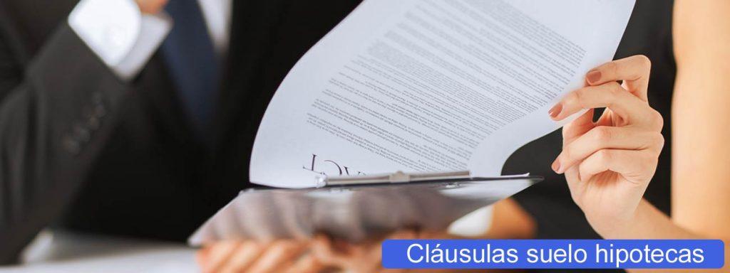 clausulas suelo de hipotecas