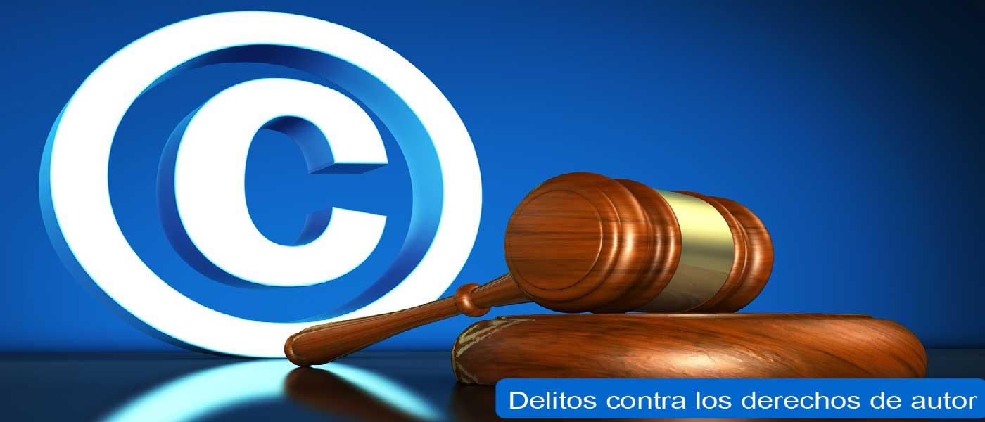 delitos contra la propiedad intelectual