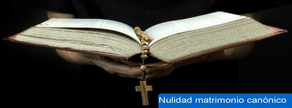 Anulacion Matrimonio Catolico 2016 : Nulidad matrimonio canónico tuabogadodefensor