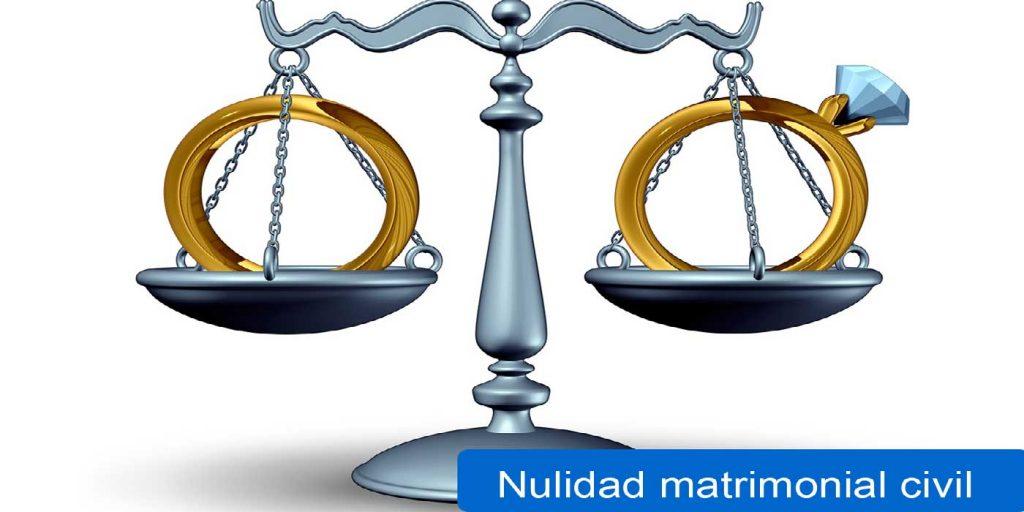 nulidad matrimonio civil