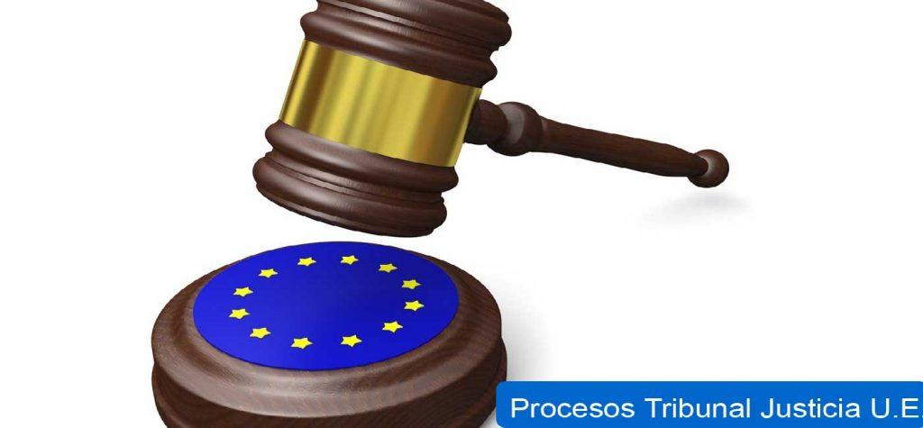 Recurso ante el Tribunal de Justicia Unión Europea