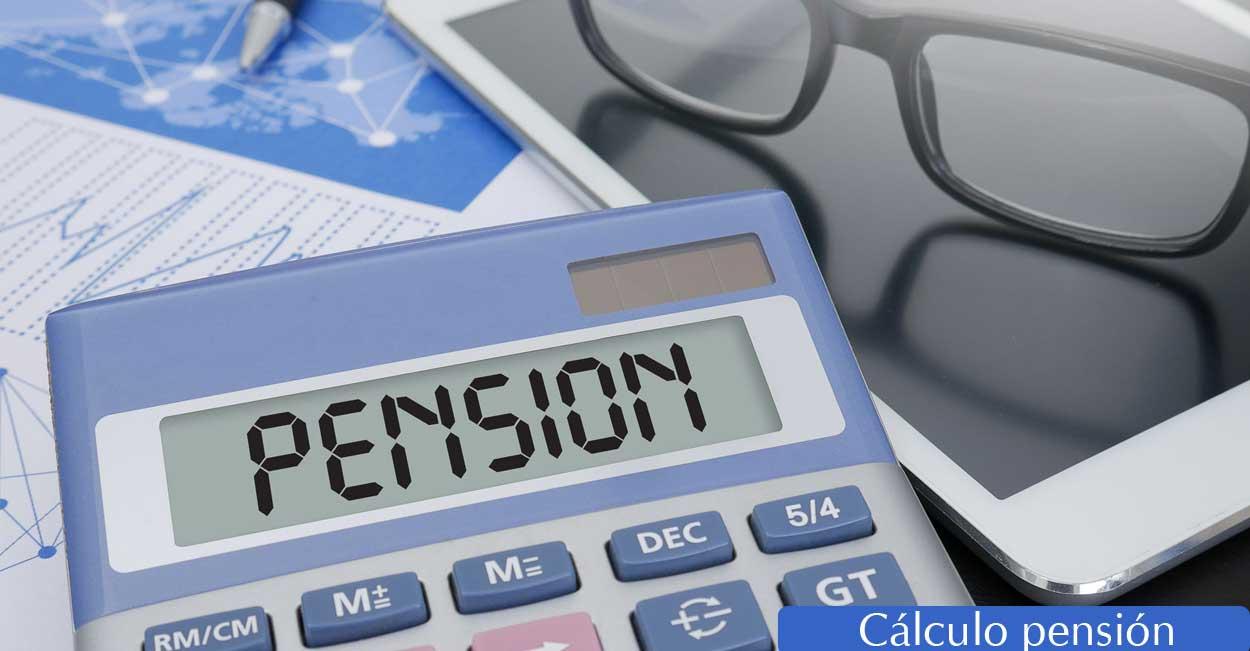 calculo pensión incapacidad permanente