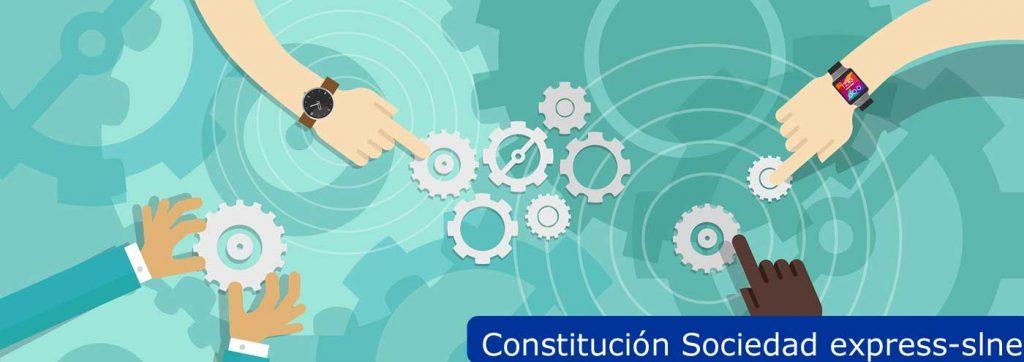 constitucion sociedad limitada expres