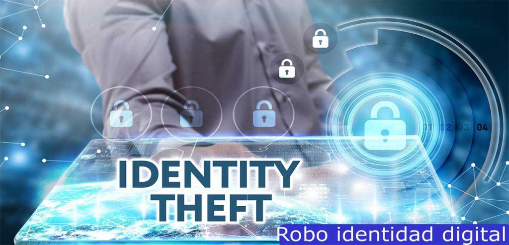 robo identidad digital