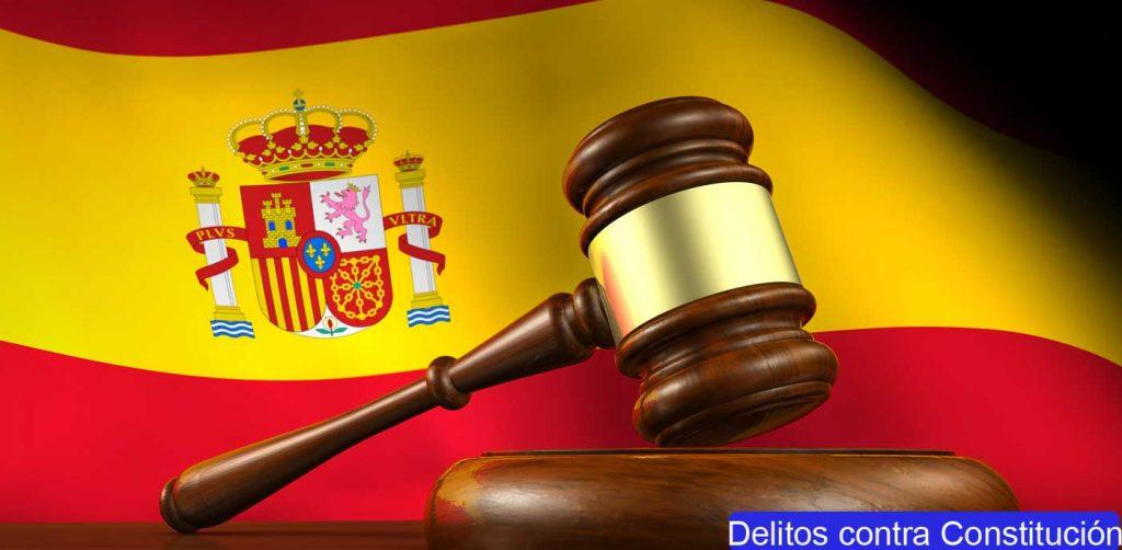 delitos contra la constitución