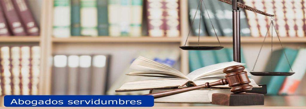 abogados servidumbres