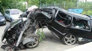 juicio por accidente de trafico