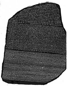 testamento olografo en piedra