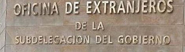 extranjeria residencia: