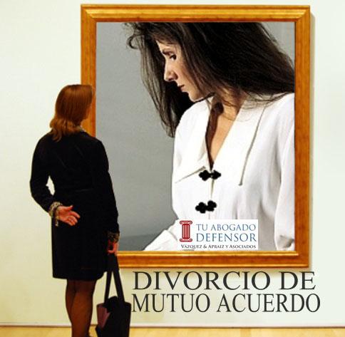 Abogados divorcio de mutuo acuerdo