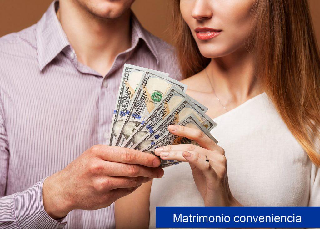 Matrimonio O Que é : Matrimonio de conveniencia o simulado