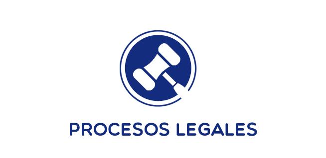 procesos legales