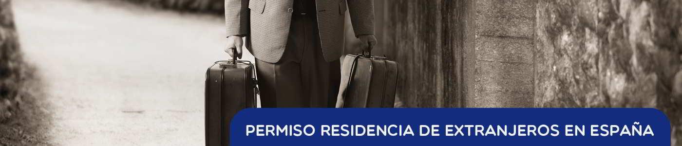 Residencia de extranjeros en España