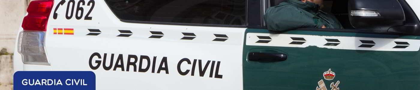 regimen de personal de la guardia civil