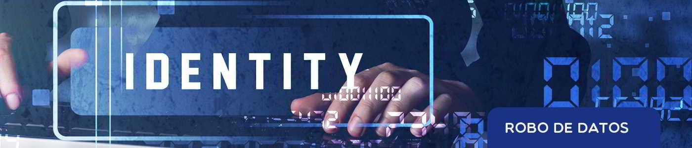robo de identidad digital