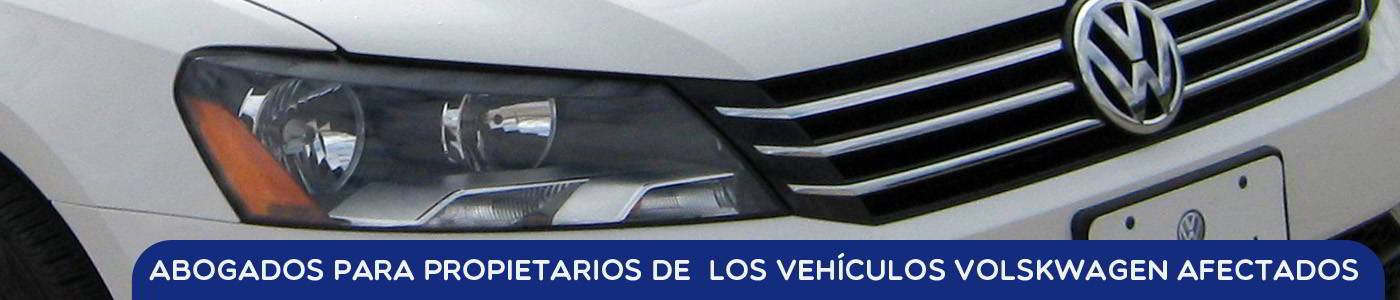 propietarios de vehículos volkswagen afectados