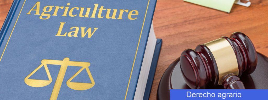 contratos agrarios