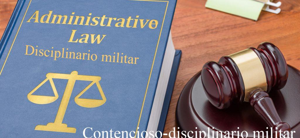 Recurso contencioso-disciplinario militar