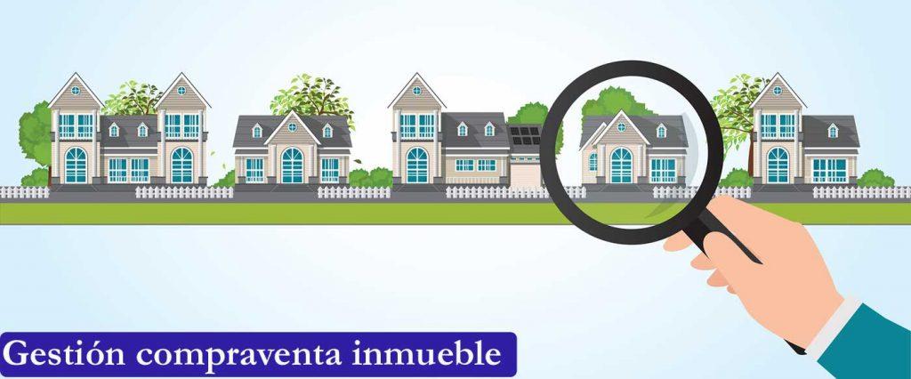 gestión compraventa vivienda