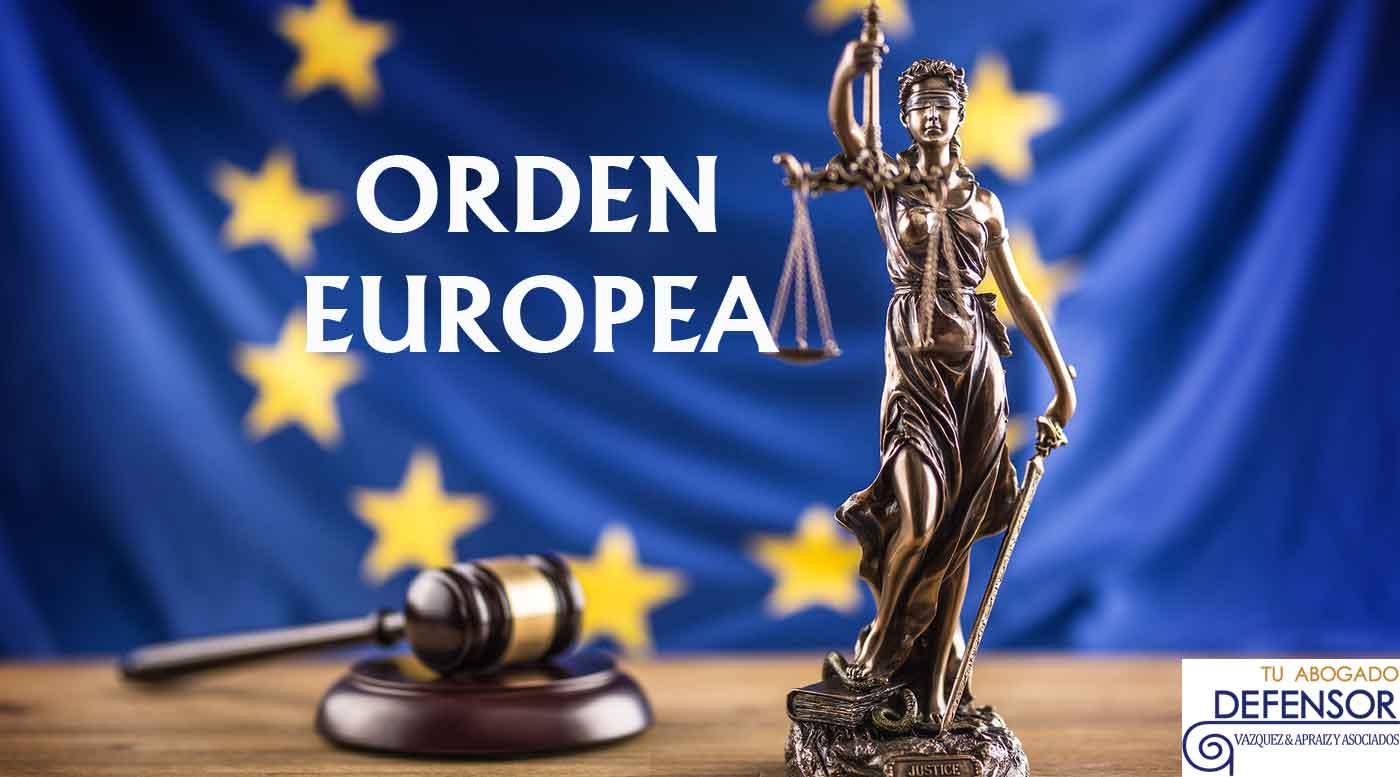 orden europea detencion