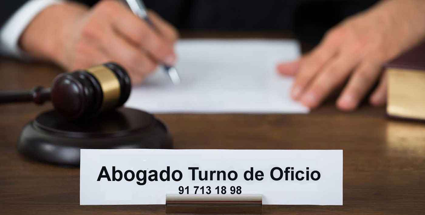 abogados turno oficio