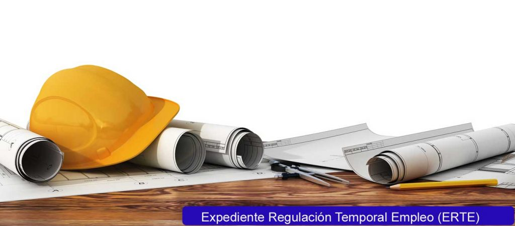 Expediente regulación temporal de empleo (ERTE)