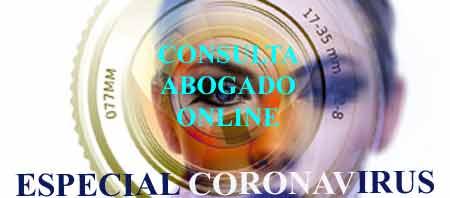 Abogado onlilne coronavirus- 646 08 23 08