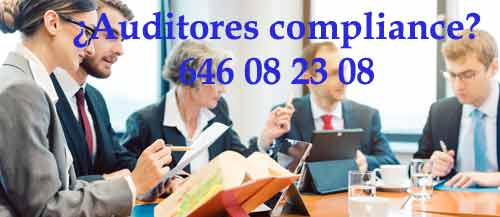auditores compliance penal